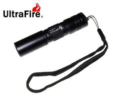 New UltraFire C3 Cree XPL-V6 LED 250 Lumens LED Flashlight Torch ( AA, 2A )