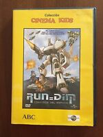 RUN = DIM COMANDOS DEL ESPACIO DVD + EXTRAS - ABC COLECCION CINEMA KIDS - 82 MIN