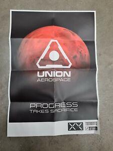 Doom UAC Poster Original No Game