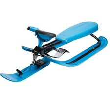 Stiga Snow Racer Sled - ROYAL BLUE, Imported from SWEDEN, NEW