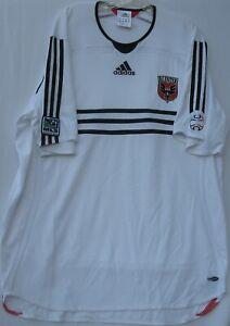 Adidas climacool men's short sleeve D.C. United MLS soccer jersey men's size XL