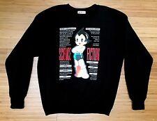 ASTROBOY 3D Lenticular Japanese Sweatshirt Medium MIGHTY ATOM Anime Tezuka