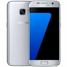 Samsung Galaxy S7 SM-G930F 32GB Silver Titanium Smartphone Unlocked UK Model