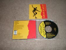 EARTH WIND & FIRE M.C. Hammer CD Wanna Be The Man US DJ ADVANCE 1990 5 TRACKS