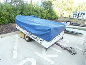 Conway Trailer tent Camping Holiday Travel Easy Outdoor Leisure needs TLC