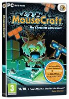 Mousecraft (PC CD) Brand New Sealed LEMMINGS STYLE/PUZZLE