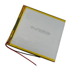 3.7V 4000mAh Rechargeable Polymer Li ion battery for ipod GPS Tablet PC 30100104