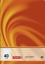 BRUNNEN Heft A4/16 Bl. Lin. 40 Youngviv Bürobedarf & Schreibwaren