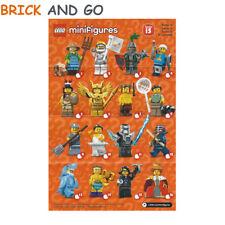 LEGO Minifigure Marvel Avengers Infinity War SH511 Corvus Glaive NEUF NEW