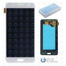 SAMSUNG Display LCD Originale + Touch Screen Per Galaxy J5 2016 SM-J510F Bianco