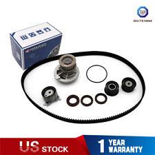 Timing Belt Kit Water Pump for 2.0L A20DMS SOHC 16V 04-08 Suzuki Forenza Reno