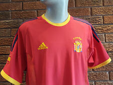 Vintage rare Spain football shirt 2002. Size Large