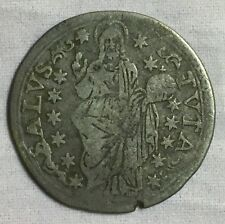 Ragusa (Yugoslavia) 1709 Grosetto Coin:  Scarce