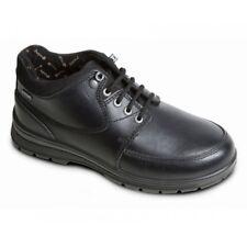 Padders SUMMIT Womens Ladies Waterproof Leather Wide EE/EEE Fit Lace Boots Black