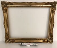 🔥💯 Vintage Gold Ornate Picture Frame - Fits 18 in x 14 in *GREAT CONDITION*