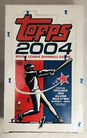 2004 Topps Baseball Series 1 Sealed Factory Box 36 Packs - Yadier Molina Rookie?