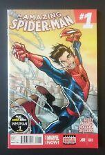 The Amazing Spider-Man Vol. 3 #1 (2014) Marvel Comics Cindy Moon Slott Ramos NM-