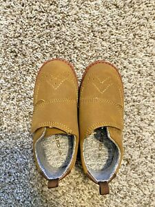 Carter's Toddler Boys Brown Wingtip Dress Shoes, Size 6