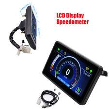 LCD Display Motorcycle Multi-function Instrument Speedometer Odometer Waterproof