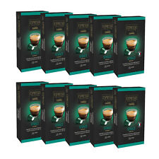 Caffitaly Nespresso Compatible Coffee Capsules Intensity 8 - Vivace, 100 Pods