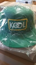 VINTAGE 80'S NOS KOOL CIGARETTES PATCH TRUCKER HAT ATLAS HATS IN WRAPPER
