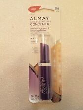Almay Age Essentials Concealer Age Spots, Under-Eye Circles 300 Medium