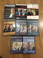 Lot Of Inspector Lewis Dvds!  Seasons 1-7 + (18 Discs)!  Masterpiece Mystery!
