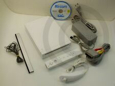 NINTENDO Wii Console + Controller (Motion Plus) + Sports Resort BENE/OK