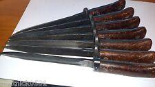 VZ58 Bayonet Short Tang No Scabbard vz 58 and Vz 2008