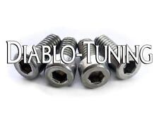 IBANEZ Locking Nut / String Clamp Screws (4) - STAINLESS STEEL - 7 STRING