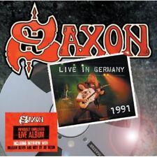 Live In Germany 1991 - Saxon (2013, CD NEUF)