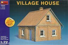 MiniArt 72024 - Village House - Dorfhaus - Diorama -.1:72