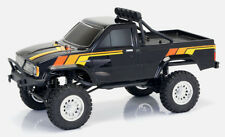 Thunder Tiger R/C Crawler Toyota Hilux Pick-Up Truck Black RTR New Boxed F133