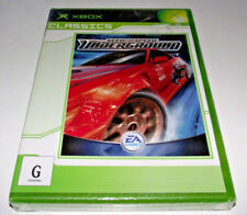 Need for Speed Underground XBOX (Classics) Original PAL *Sealed Brand New*