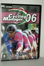 CYCLING MANAGER 06 GIOCO USATO PC CD ROM VERSIONE ITALIANA GD1 47430