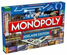 Monopoly Adelaide Edition Board Game Authentic Version