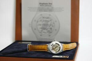 Swatch Diaphane One Limited Edition Carrusel Tourbillon 1103/2222 Armbanduhr Top