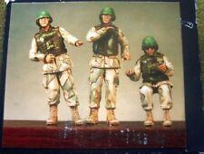"3 figurini in resina 1/35 ""EQUIPAGE US BRADLEY 2004 - NEMROD (N35202)"