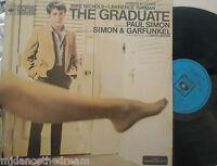 SIMON & GARFUNKEL - The Graduate - VINYL LP STEREO
