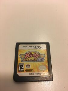 Kirby Super Star Ultra (Nintendo DS, 2008) card only tested and works!