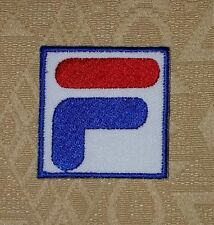 FiLA F BJ Pro Sports Logo Iron-on / Sew-on Embroidered Patch / Badge / Logo