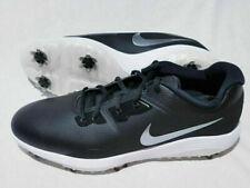 Nike Vapor Pro Golf Shoes Black White Grey AQ2197-001 waterproof Men's