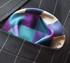 Hankie Pocket Square Handkerchief Checkered