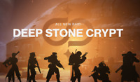Deep Stone Crypt Raid Full With Secret Chests PS4 XBOX PC