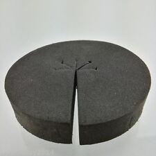 """Collars Inserts Cloning Neoprene Guard DWC Hydroponic Aeroponics Net Pot 3"""" 30x"""