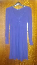 Purple Retro Dress Tunic Atmosphere size 8