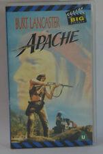 Apache, Burt Lancaster 1954 VHS 1997 Englisch