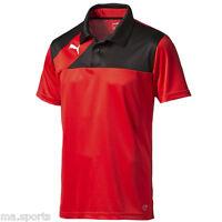 New Puma Team Wear Esquadra Leisure Polo Mens Training Fashion Football Shirts