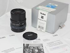 Zeiss Distagon EL 50mm f/4 lens for Rollei 6000 series cameras Rollei 6006. 6008