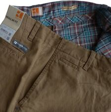 %%% HUGO BOSS Hose Gr.52 SHURE-W, Jeans, 46% Leinen, REGULAR FIT